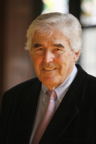 Ed Trayes, Professor of Journalism, Temple University, Philadelphia, Pennsylvania  USA.  Photo by Ryan Brandenberg.