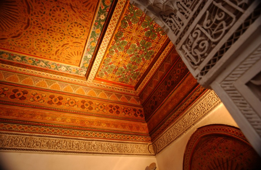 Marrakesh, Morocco, North Africa.  January 2008.